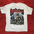 Destruction - TShirt or Longsleeve - Destruction live without sense shirt 1989