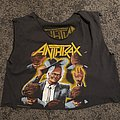 Anthrax - TShirt or Longsleeve - Anthrax among the living 1987 tour shirt