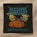 Nuclear Assault - Patch - Nuclear assault brainwashed patch