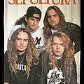 Sepultura poster 1991