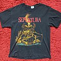 Sepultura arise 1991 shirt