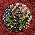 Anthrax I am the law single 1987 vinyl  Tape / Vinyl / CD / Recording etc