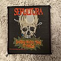Sepultura death from the jungle 1990 patch