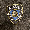 Overkill - Patch - Overkill patch