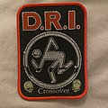 D.R.I. - Patch - D.R.I. Crossover patch