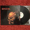 Sepultura beneath the remains 1989 vinyl
