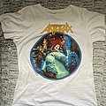 Anthrax spreading the disease tour shirt 1986