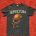 Sepultura 1989 shirt