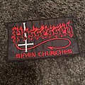 Possessed seven churches patch