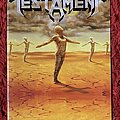 Testament tour programme 1990 Japanese