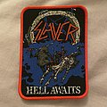 Slayer - Patch - Slayer hell awaits patch