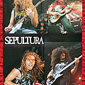 Sepultura - Other Collectable - Sepultura poster