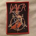 Slayer - Patch - Slayer show no mercy patch