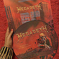 Megadeth peace sells but who's buying picture disc 1986 Tape / Vinyl / CD / Recording etc