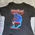 Sepultura schizophrenia tour shirt 1990