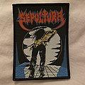 Sepultura - Patch - Sepultura escape to the void patch