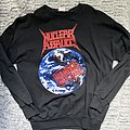 Nuclear assault handle with care sweater 1989