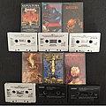 Sepultura cassette tapes 1986-1996 Tape / Vinyl / CD / Recording etc