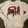 Death spiritual healing sweater 1990