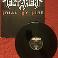 Testament trial by fire 1988 gatefold vinyl