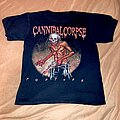 """Cannibal Corpse - TShirt or Longsleeve - Cannibal Corpse - """"Torture"""" T-Shirt"""