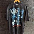 Dark Funeral - TShirt or Longsleeve - Vintage Dark Funeral - Vobiscum Satanas 1998