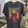 Cradle Of Filth - TShirt or Longsleeve - Cradle Of Filth - Cemetery And Sundown 2006
