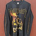 Manowar - TShirt or Longsleeve - Manowar - Hell On Earth 2003