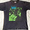 Leeway 1991 tour shirt