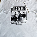 Cold As Life shirt