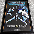 Merauder - Other Collectable - Merauder Masterkiller promo poster
