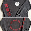 All Out War demo hoodie