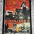 Biohazard Urban discipline promo poster Other Collectable