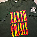 Earth Crisis - TShirt or Longsleeve - Earth Crisis Firestorm shirt forest green