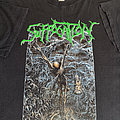 Suffocation - TShirt or Longsleeve - Suffocation Pierced From Within 1995 tour shirt