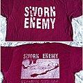 Sworn Enemy Negative Outlook shirt