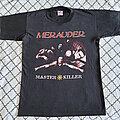 Merauder - TShirt or Longsleeve - Merauder Masterkiller promo shirt