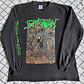 Suffocation - TShirt or Longsleeve - Suffocation Pierced From Within 1995 tour longsleeve