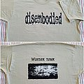 Disembodied - TShirt or Longsleeve - Disembodied winter tour 1997 shirt