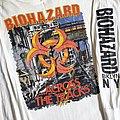 Biohazard 1991 tour longsleeve