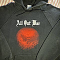 All Out War - Hooded Top - All Out War 1997 hoodie