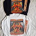 Biohazard 1991 U.S. tour longsleeves