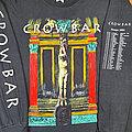 Crowbar - TShirt or Longsleeve - Crowbar Euro Tour 1994 LS