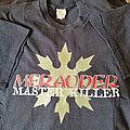 Merauder - TShirt or Longsleeve - Merauder Masterkiller tour shirt 1995