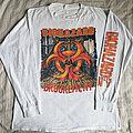 Biohazard 1991 U.S. tour longsleeve
