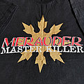 Merauder Masterkiller promo shirt