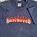 Hatebreed - TShirt or Longsleeve - Hatebreed 1998 tour shirt
