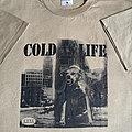 Cold As Life OG 1997 demo shirt