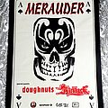 Merauder - Other Collectable - Merauder 1995 tour poster
