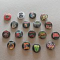 Sadus - Pin / Badge - A few Metal Buttons